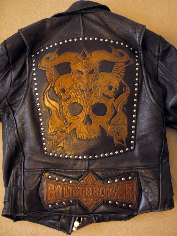 Custom Windbreaker Jackets >> Online clothing stores – Back patches for leather jackets